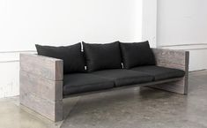 How to Build A Rustic Outdoor Sofa – The Easy Way | My Home Decor Guide