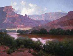 Landscapes | James E. Reynolds | Cowboy Artist