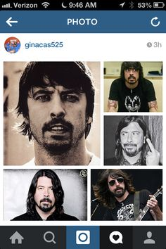I love me some Dave Grohl! <3