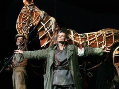War Horse review at New London Theatre