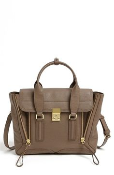 3.1 Phillip Lim - 'Pashli' leather satchel http://rstyle.me/n/qjez9nyg6