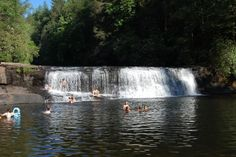 15 North Carolina Swimming Holes To Take A Dip In
