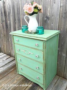 Coastal Dresser:   D.D.'s Cottage and Design