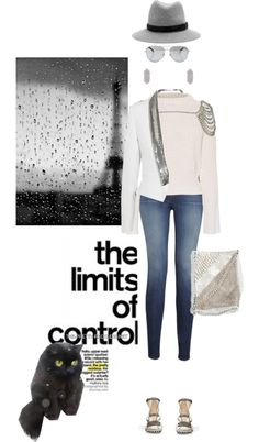 """""""Urban armour"""" by pensivepeacock ❤ liked on Polyvore"""