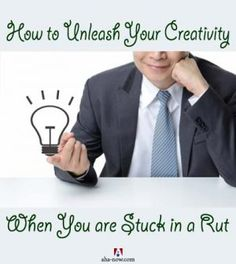 What do you do when you're stuck in a rut at work? Do you feel you're in a monotonous job and wish things change for the better? Here's your wish come true in the form of six ways of unleashing your creativity so you can bring joy and pleasure to your job. More at the blog. :)