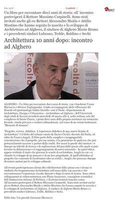 alguer.it, 17 marzo 2015