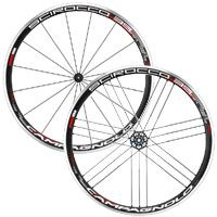 Campagnolo Scirocco 35 Black Clincher Wheels Pair