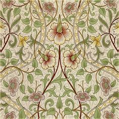 1890's Daffodil wallpaper