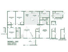 18 best multi section floor plans built by oak creek lancaster model 3352 malvernweather Gallery