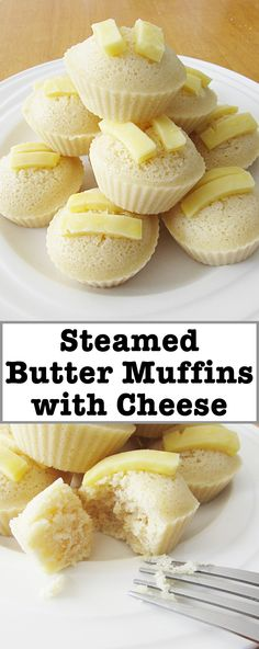 Traditionally, puto or steamed muffins are Filipino snacks made with rice flour and coconut milk, but there are also different kinds made. The butter flavor kind is my favorite and we would make this for special occasions and a staple during fiestas.