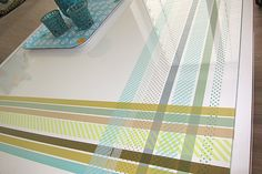 Tisch, Ikea Hacker, farbenmix
