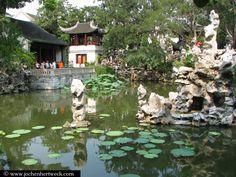 Shizlin Garden (Lions Grove Garden)