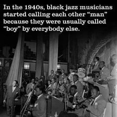 1940s Jazz Musicians!