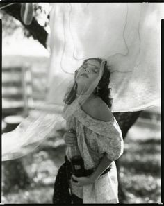 Sally Mann - 1983-1985: At Twelve Series, Lisa and her Tab