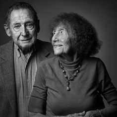 This Valentine's Day, see the love of this Atria West 86 couple through the lens of photographer Mark Seliger! #ValentinesDay