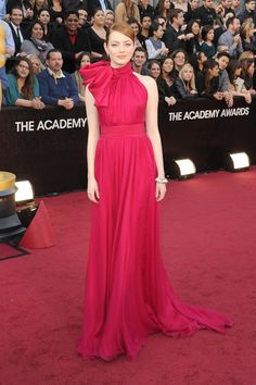 83 Unforgettable Looks From the Oscars Red Carpet: We're revving up for Oscars Sunday by taking a look back at the most memorable looks from shows past.