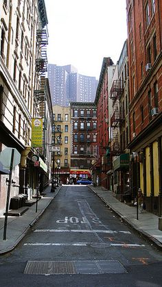 by inejuarez, via Flickr City Landscape, New York City, Street View, Nyc, Pictures, Travel, Photos, Voyage, New York