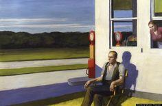 'Carretera de cuatro carriles', 1956. | Whitney Museum  (Nueva York)