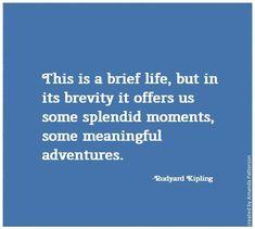 Quotable - Rudyard Kipling