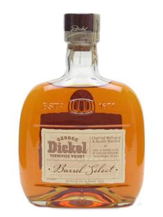 George Dickels is my dram of choice. Living in Tullahoma does that to ya. - R