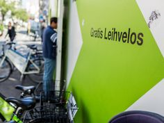 Explore the city on two wheels: in Zurich you can hire a bike for free