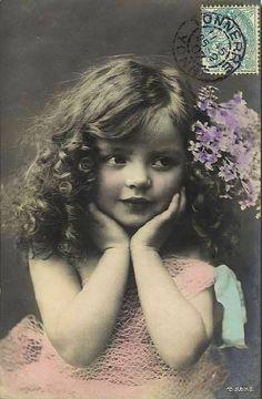 .    Vintage Postcard