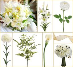 #white wedding #lily bouquet #afloral http://blog.afloral.com/daily-scoop/sheris-white-garden-lily-rose-wedding-inspiration-board/#.UT3VqhxgSSo