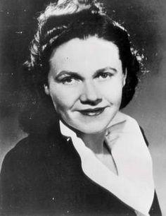 When President Truman appointed Iowa born Eugenie Moore Anderson U.S ...