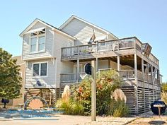 Gorgeous beach house, meticulously maintained with all the comforts of home and then some! Steps to ocean – 90 second walk! Many thoughtful touches, amenities. Enjoy the ocean breezes while relaxing top or mid ...