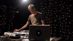Jon Hopkins - Full Performance (Live on KEXP) (+playlist)