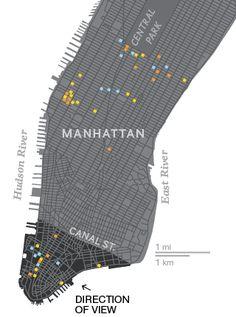 NYC Skyscrapers on Pinterest | World Trade Center, World Trade Center ...