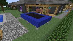 Minecraft Furniture - Outdoor