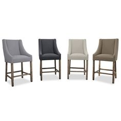South Cone Home Modern Vanesa Barstool - Overstock™ Shopping - Great Deals on South Cone Home Bar Stools