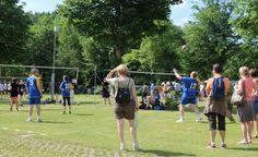 Volleybaltornooi 2017 - Foto's en video's | Camping Parc La Clusure in de Belgische Ardennen