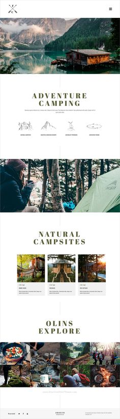 Fixa is clean and modern design responsive WooCommerce WordPress template for #camping #tour and #travel agency #website with 21+ niche homepage layouts to live preview & download click on Visit