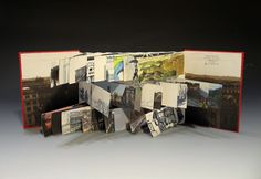 artist sketchbooks concetina - Google Search