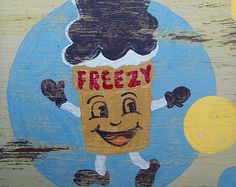 Ice cream signs vintage - Google Search
