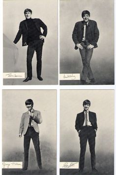The Beatles! <3