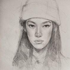 Dika Toolkit @toolkit04 | Websta (Webstagram) #drawing #portrait