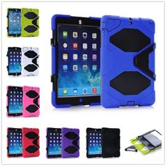 18.99$  Watch here - http://alit75.shopchina.info/go.php?t=32703306633 - Built-inTouch Screen Protector Rugged Heavy Duty Case for apple ipad 2 3 4 Shockproof Droproof Cover Case with Kickstand 18.99$ #bestbuy