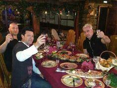 Till Lindemann, Richard Kruspe