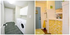 How to use color to make a room look smaller or bigger.
