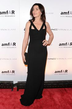Julianna Margulies Photos: amfAR New York Gala To Kick Off Fall 2010 Fashion Week - Arrivals