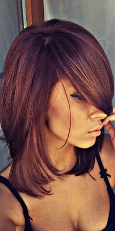 Cute Mid Length HomecomingHairstyle » Homecoming Hairstyles