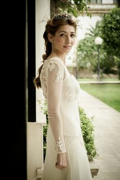 Más detalles de la boda de Mara