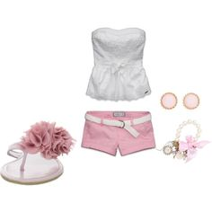 pink!, created by morg on Polyvore