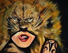 "Check out new work on my @Behance portfolio: ""Corazón de león"" http://be.net/gallery/52482101/Corazon-de-leon"
