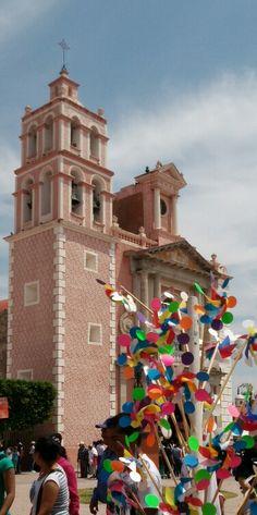 Tequisquiapan - pueblo magico -Queretaro - Mexico
