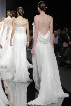 First Look at Rosa Clara 2014 Wedding Dresses | OneWed #bride #bridal #2014bridal #gown #dress #wedding #designer