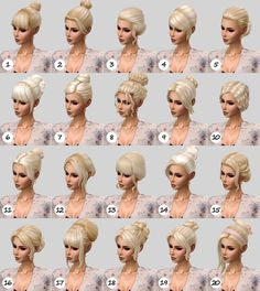 Sims 4 Mm Cc, Sims Four, My Sims, Maxis, Sims 4 Mods Clothes, Sims 4 Clothing, Los Sims 4 Mods, The Sims 4 Packs, Pelo Sims